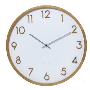 Scarlet Clock 50cm