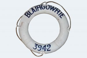 Blairgowrie life ring